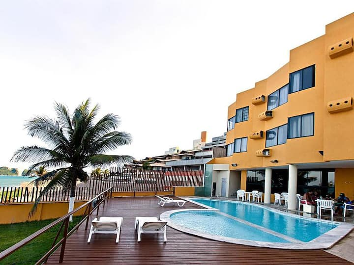 Atlântico Flat-Ponta Negra-Beira mar-APT 101