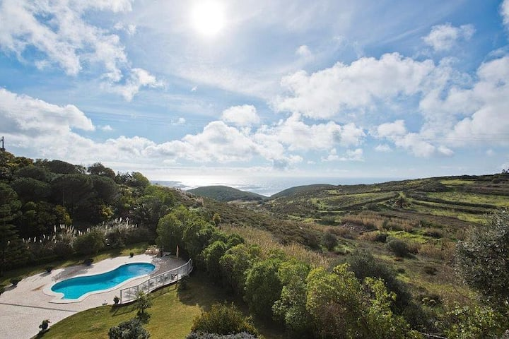 Villa Guincho, Cascais (up to 14 pax daily maid)