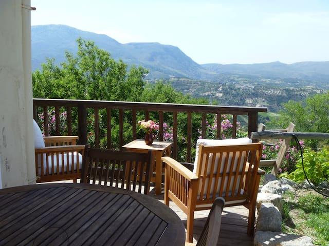 Villa Irini Crete Family Villas - Gorgolainis - วิลล่า