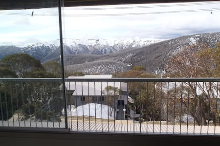 Enjoy the Australian alps with amazing views