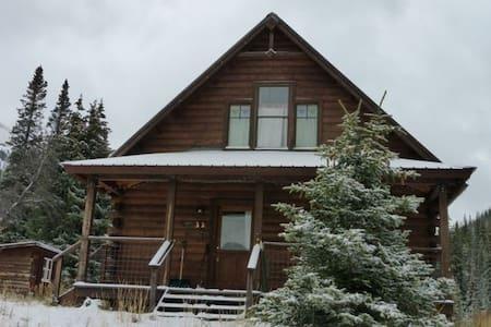 Montezuma Cabin - Montezuma - House