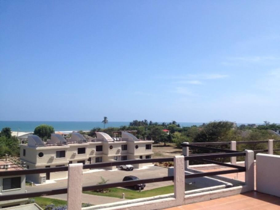 More ocean view