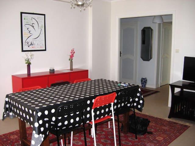 BLOIS GRAND APPARTEMENT 3 CHAMBRES - Blois - Apartment