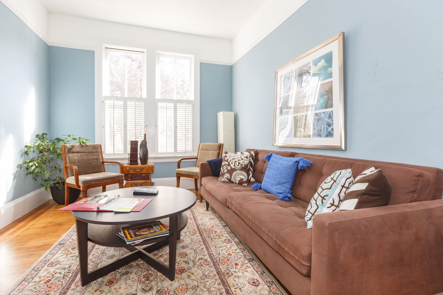 Gorgeous 2 BR Victorian Noe Valley
