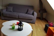 Appartement Neuf - 1 chambre - Hyper Centre