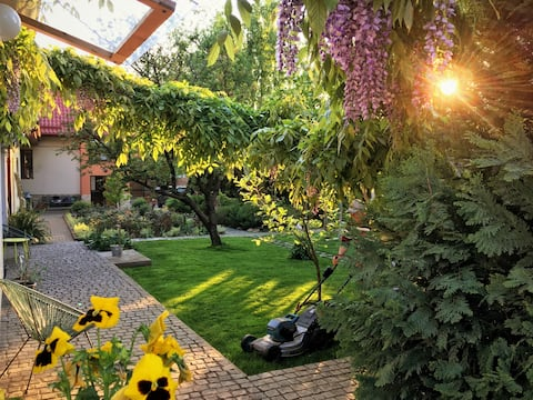 GARDEN HOUSE 1: Elegance, Design & Nature