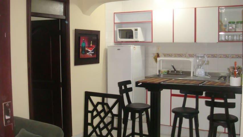 Apartamento Amoblad Barranquilla 1 - Barranquilla (erityisalue; teollisuusalue ja satama)