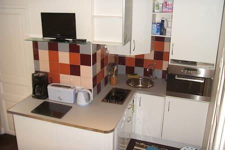 T2 INTRA-MUROS - PLAGE À 150 MÈTRES - St-Malo - Appartement