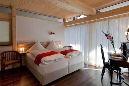 """vivere ad parcum - room """"Max"""" - Krefeld - Bed & Breakfast"""