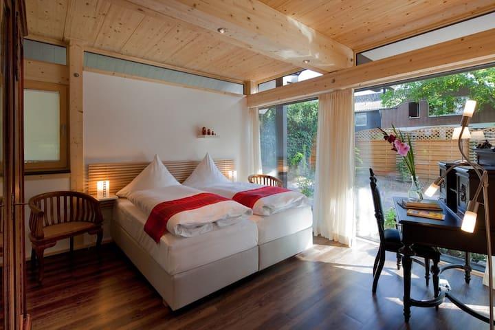 vivere ad parcum - Zimmer Moritz - Krefeld - Bed & Breakfast