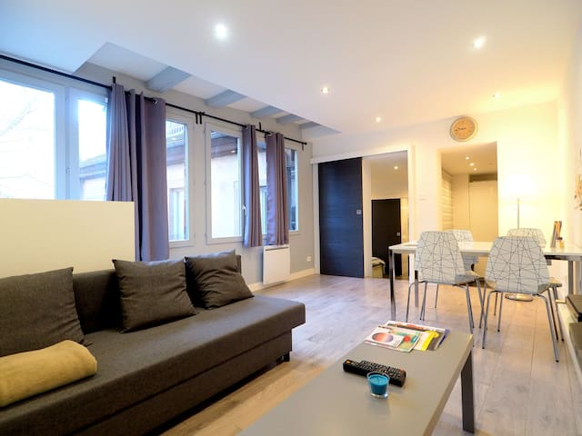 Appartement tout confort Hyper Centre Strasbourg !