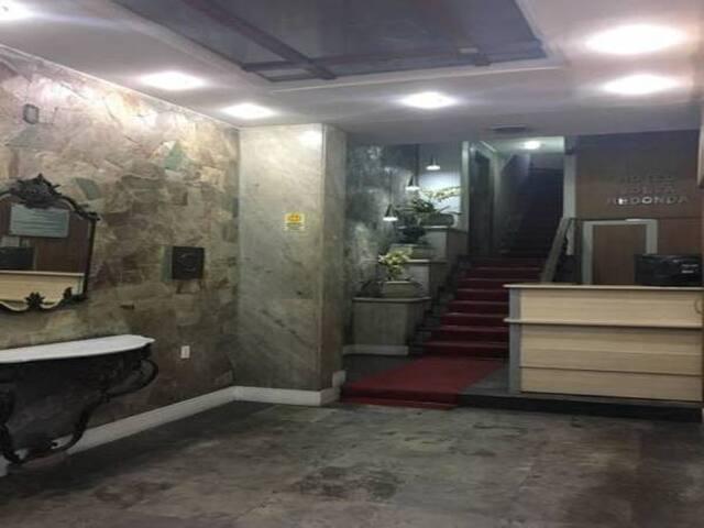 Hotel Volta Redonda. Prazer em recebê-los !