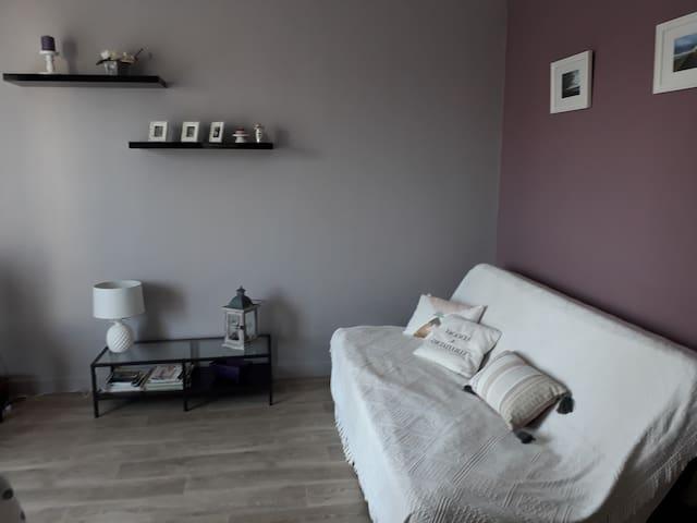 Maison spacieuse avec véranda