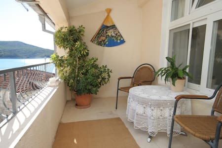 Jednopokojowy apartament przy plaży Slano, Dubrovnik (A-4744-a)