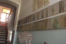 """Kunst Asyl"" Art Residence/Gallery1"
