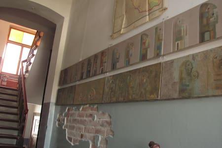 """Kunst Asyl"" Art Residence/Gallery1 - Quedlinburg - Apartamento"