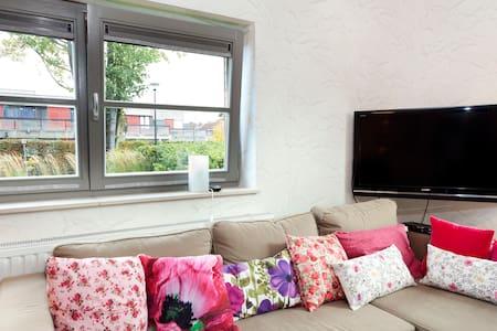 Studio/flat with garden&parking - Woluwe-Saint-Pierre