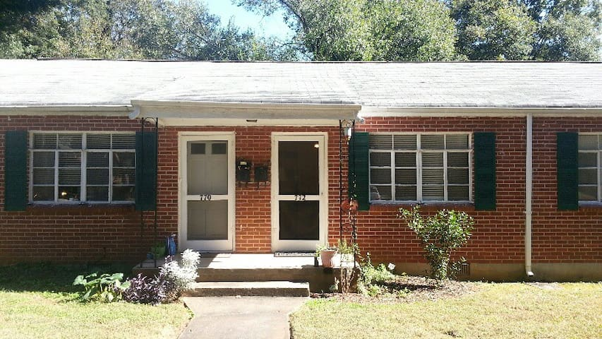 Sweet 2BR in Decatur - Decatur - Apartment