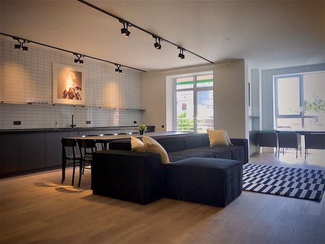 Fashionable apartment in the center neat Most City