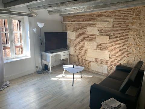 Studio centre historique de Bergerac