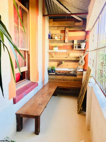 All in one living space Woodstock Cape Town