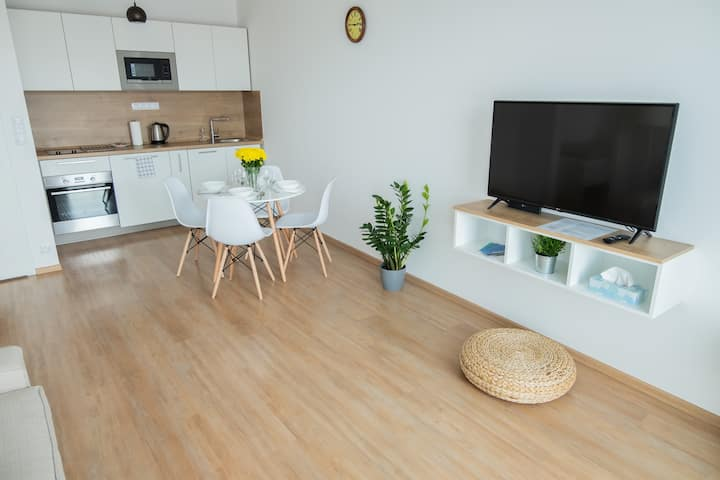 LBH Apartments-up to 6 persons, Netflix available