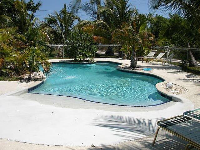 SuCasa's Private Fresh Water Swimming Pool