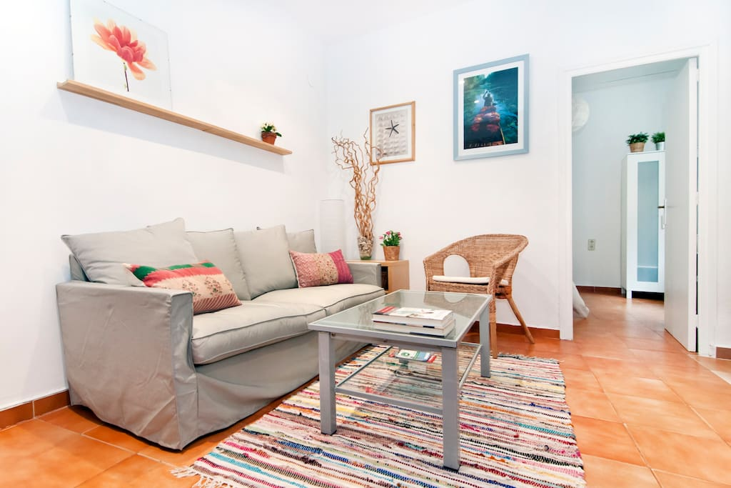 Great Apartment in Gracia district!