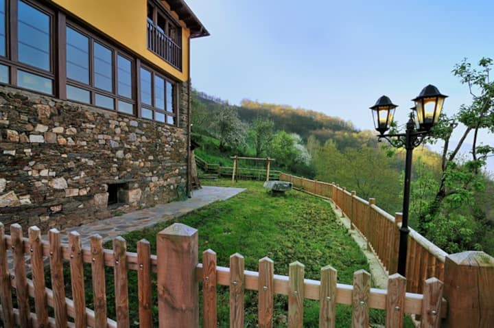 Nice Typical Houses in Asturias