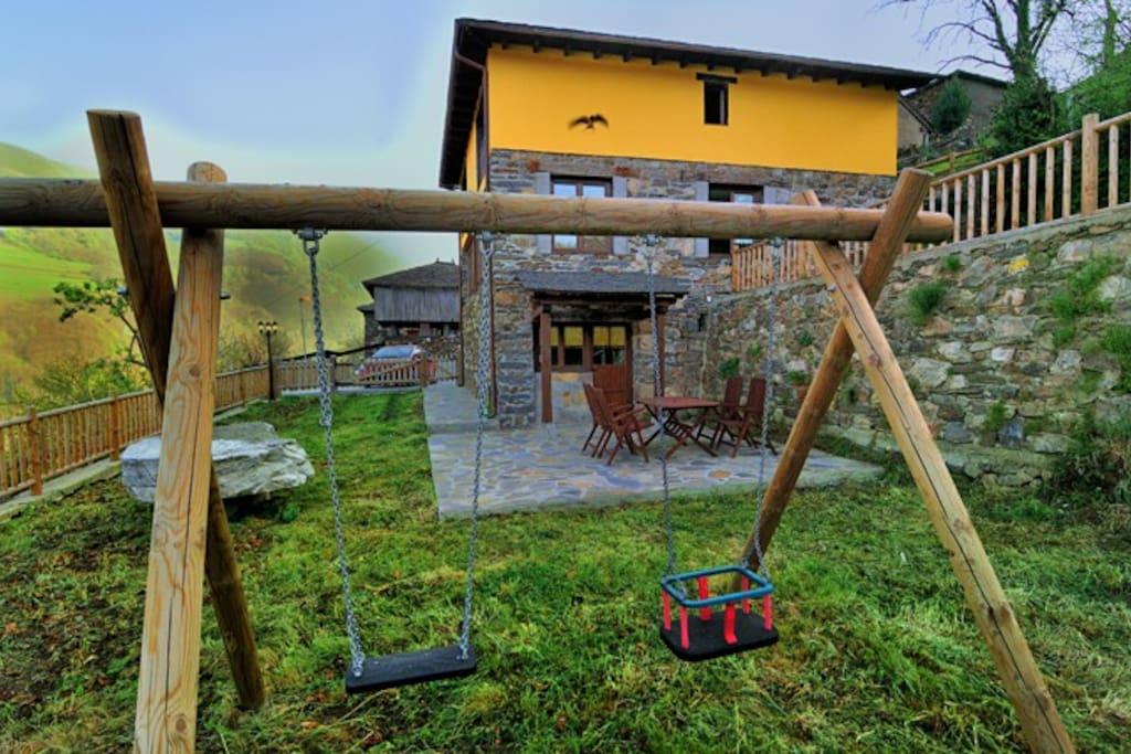 Jardín Infantil Cuartonovo