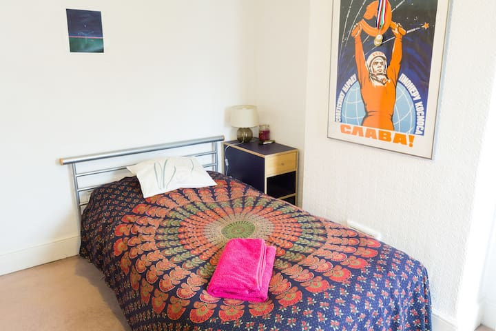 Comfort, close to city centre - Cardiff - Hus