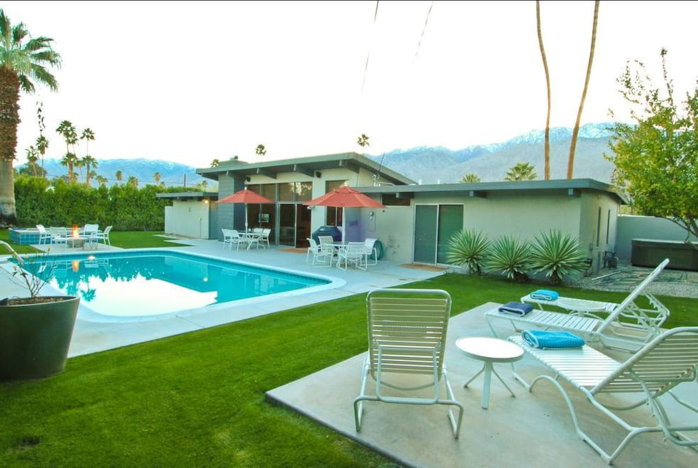 Ps Montesol Houses For Rent In Palm Springs California