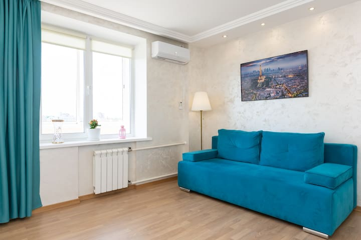 Design apartment 1 minute from metro station