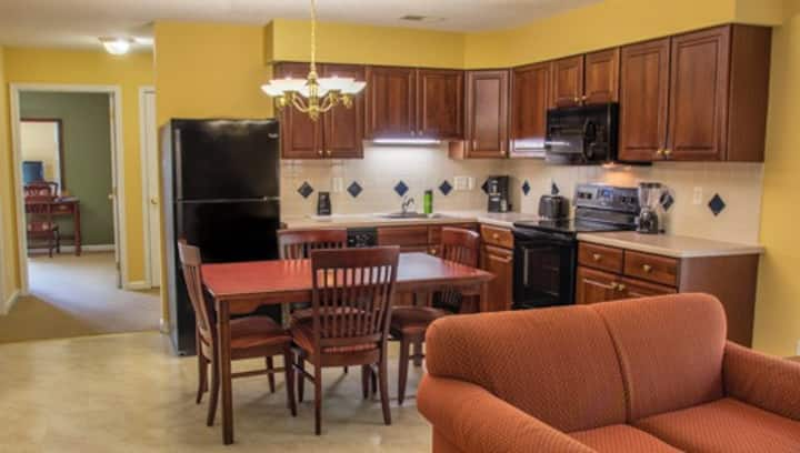 2 Bedroom Condo at Massanutten Resort VA