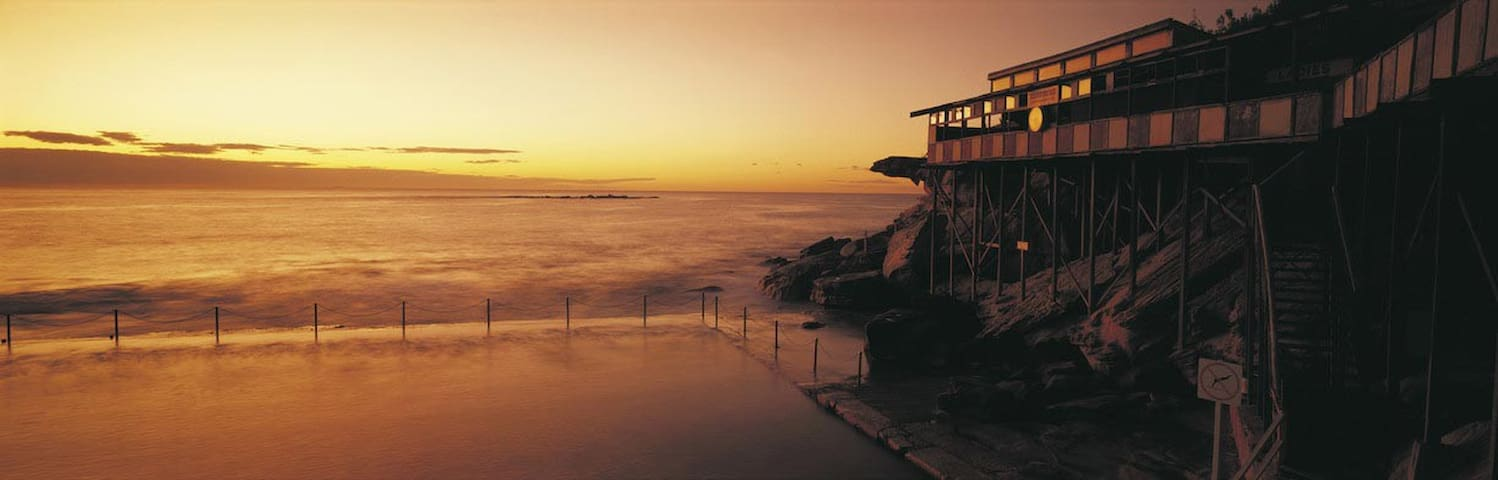 A breath to the ocean - Coogee - Apartmen