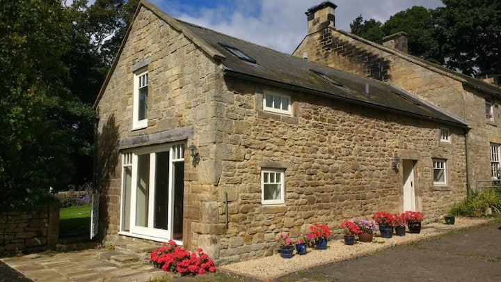 Selby House Farm Northumbrian Stable holiday Let