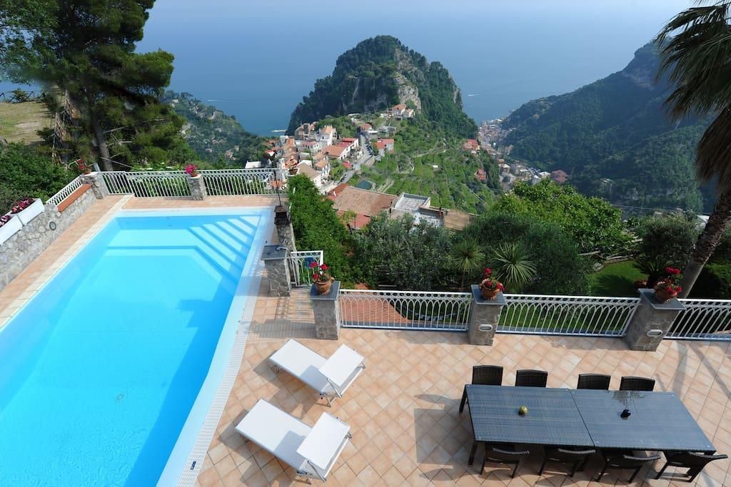 Villa Eustachio Villas For Rent In Ravello Salerno Italy