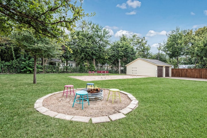 Centrally Located And Loaded For Waco Family Fun