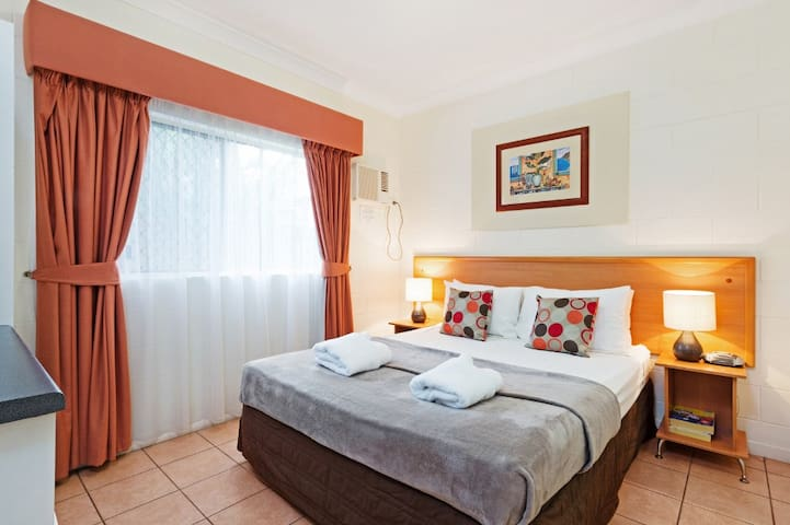 Great room in Cairns perfect for families - Cairns North - Apartamento