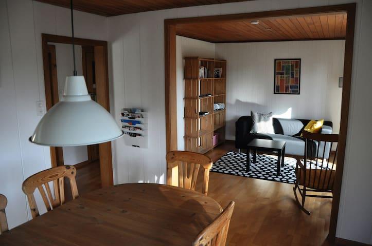 Chalet-BielBienne / 3-Zimmerwohnung - Biel/Bienne - Apartment
