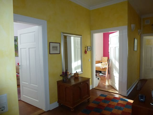 cosy private room close to centre with breakfast