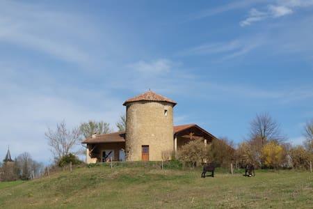 Le Moulin chez Pierre et Sylvie - Saint-Maur - Natur-Lodge