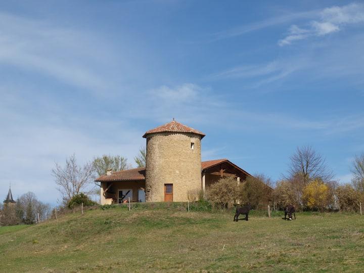 Le Moulin chez Pierre et Sylvie