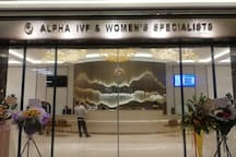 The new Alpha Centre located at Encorp Strand Mall
