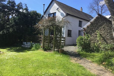 Character cottage on smallholding - Holsworthy - Дом