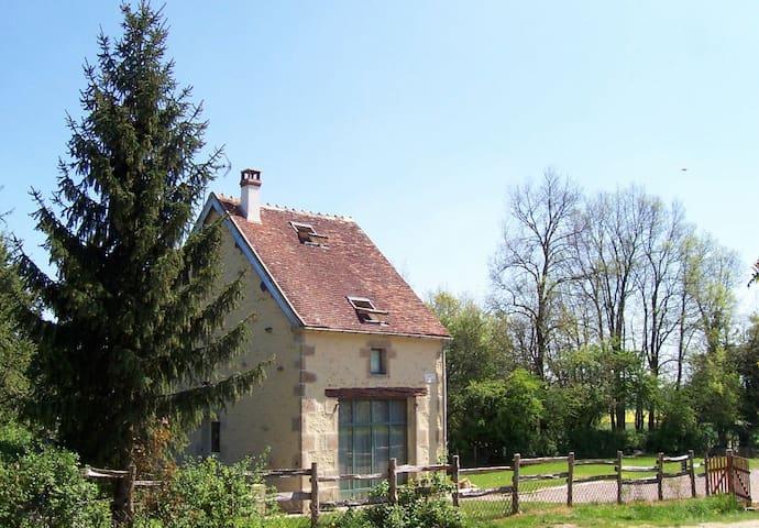 Gite rural de la tuilerie - Menou - Rumah