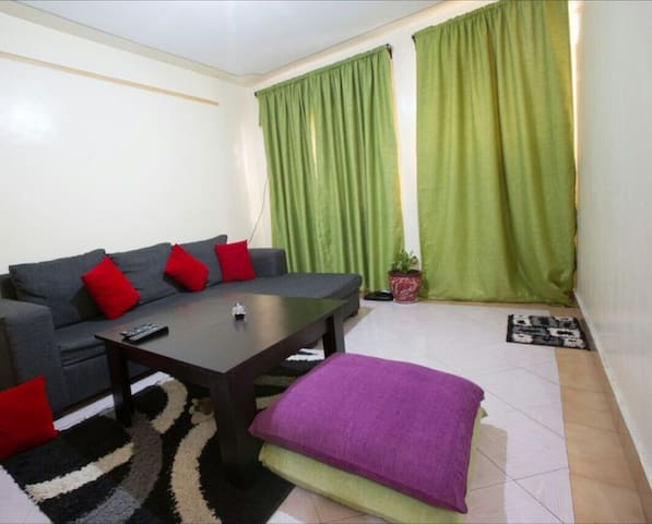Elie's Nest, Home away from Home. Near JKIA & CBD