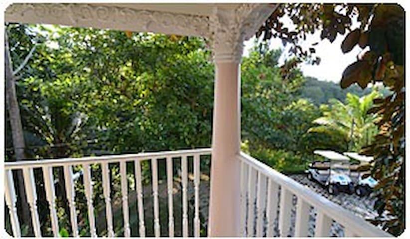 Tropical Lagoon Resort - Plantain - Port Antonio - Apartamento
