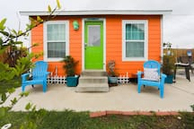 """Back Bungalow """"Catch N Relax"""" also rented on Airbnb"""