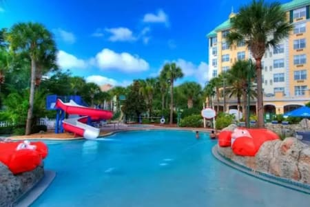 Calypso Cay 1 BDRM deluxe w free water park